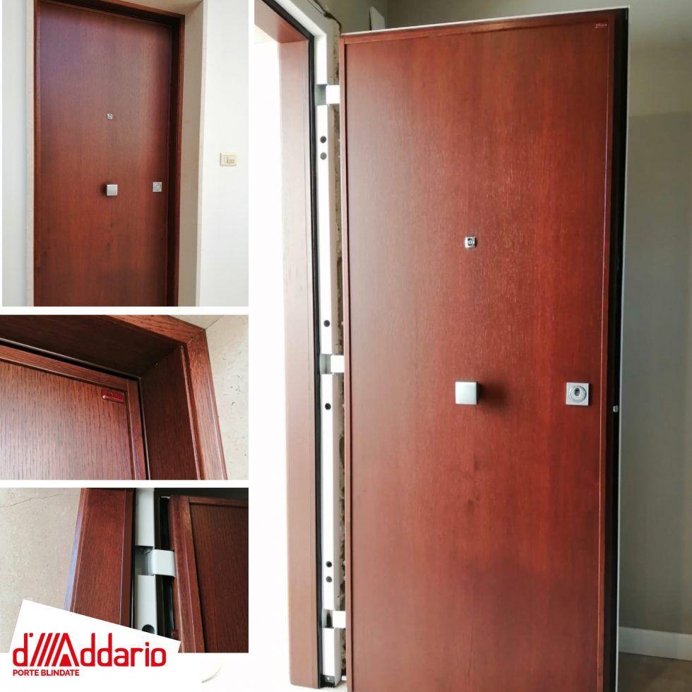 Porta blindata da appartamento